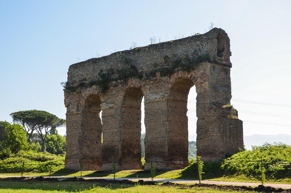 Acquedotto Acqua Marcia.Acquedotto Anio Novus Visit Tivoli