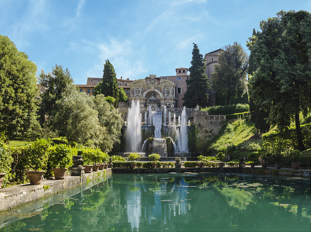 Villa d\'Este - Visit Tivoli
